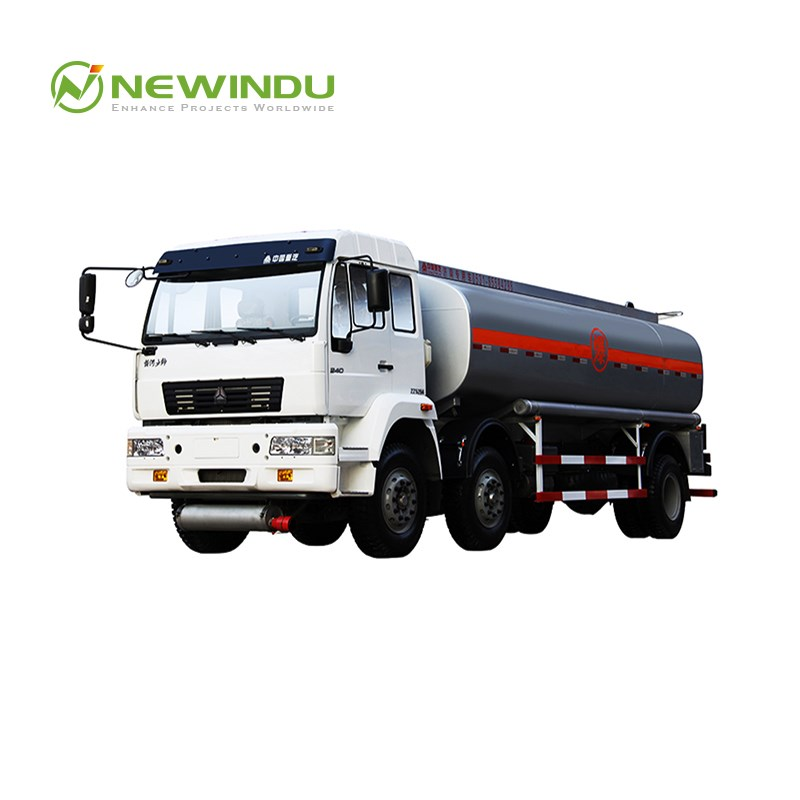 Hot Selling Chinese Fuel Tanker Truck for Sale
