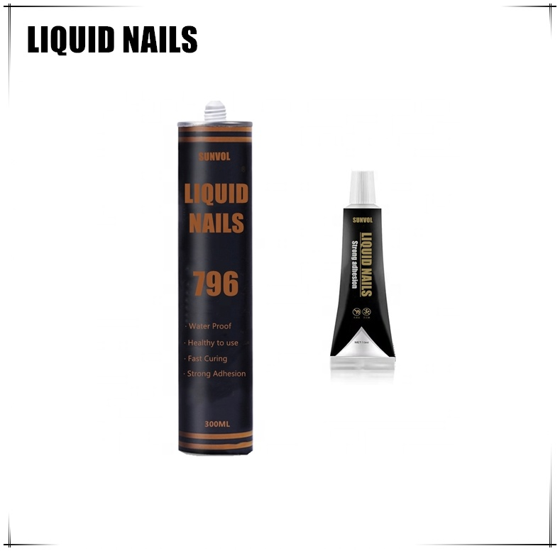Liquid nails - no more nail (nail free) glue adhesive silicone <strong>sealant</strong> with best price