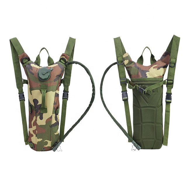 Outdoor Hydratatie Militaire Pouch Rugzak Camping Rijden Jacht Water Pack Tactical Hydration Pack