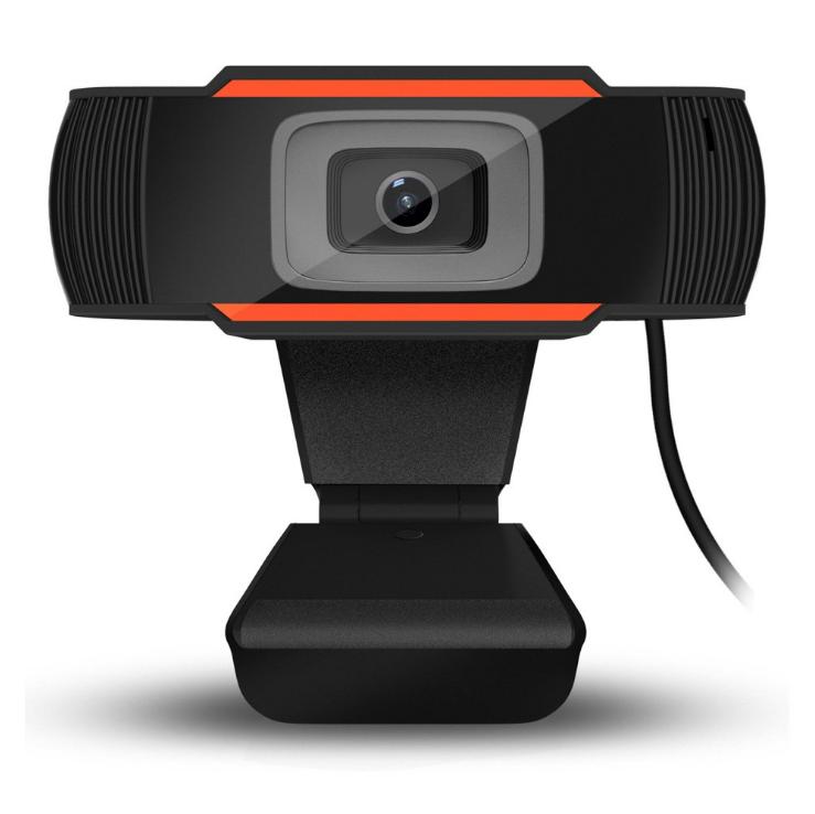 Baru Kedatangan Webcam HD 480P Kamera PC untuk Skype untuk Android TV Diputar Komputer Kamera USB Kamera Web Cam