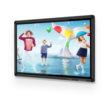 32 43 Inch screen WIFI USB digital signage advertising lcd display