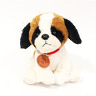 high quality cuddly soft custom stuffed animal dog toy plush