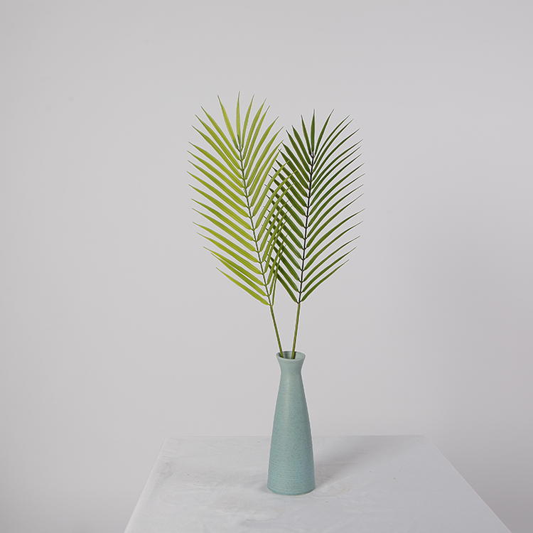 67cm <strong>Artificial</strong> Areca Palm <strong>Leaves</strong> <strong>Green</strong> For Decoration And Photo Props <strong>Artificial</strong> <strong>leaves</strong>