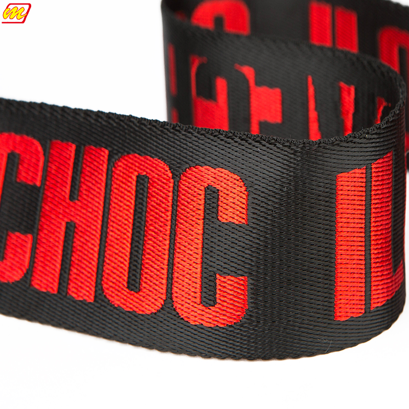 Factory Outlet Heavy Duty Woven Custom Nylon Polyester Cotton Strap Webbing Factory In Guangdong
