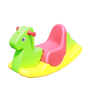 YL-027-04 New Style Modern Design Best Selling Kids Animal Seesaw for Toddler