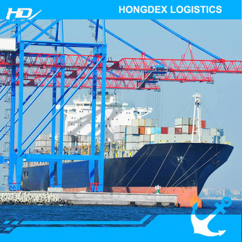 Sea freight from Shanghai to Karachi Pakistan sea freight rates
