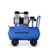 Top manufacturer high quality best price 50L air compressor tanks for sale