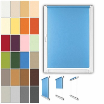Low Price Roller Blinds Shades With Plastic Ball Chain