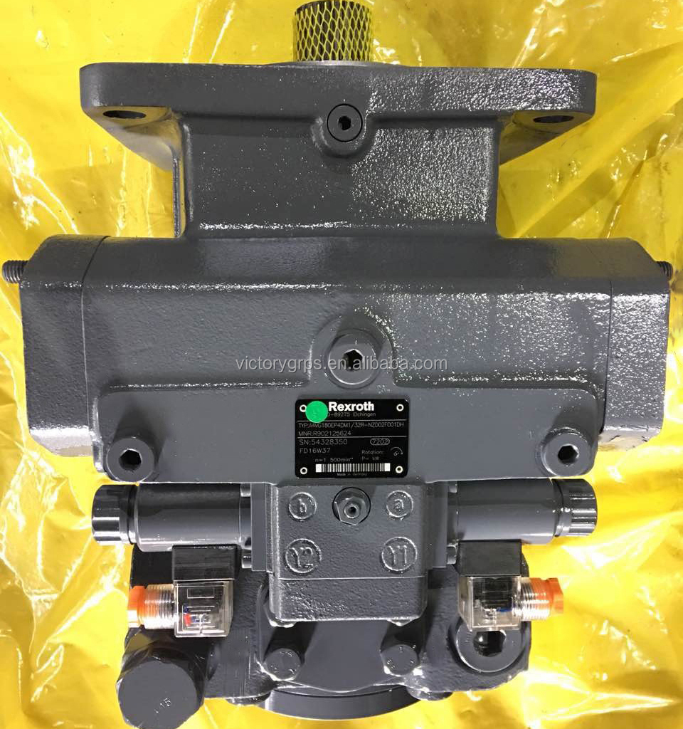 A4VG40 A4VG28 A4VG56 A4VG71 A4VG90 A4VG125 A4VG250 A4VG180 Rexroth A4VG charge pump