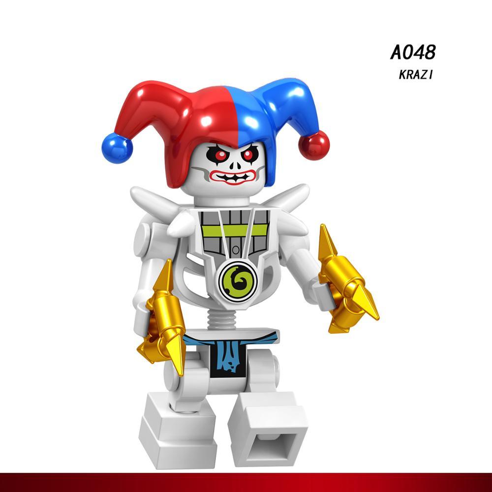 Строительные блоки Legoingly 1 шт. ниндзя змея Wu Jay Zane Lloyd ninjagoo мини Экшн оружие детские игрушечные фигурки подарки на день рождения(Китай)
