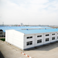 Prefab manufacture steel structure storage shed