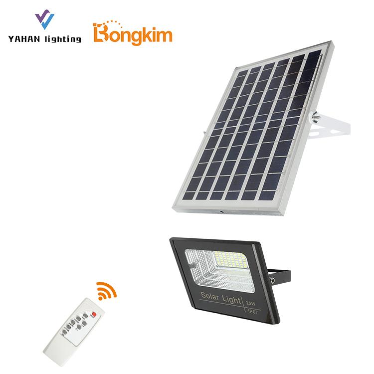 High Quality Waterproof IP67 25w 45w 65w 100w 200w 300w Led Solar Flood Light