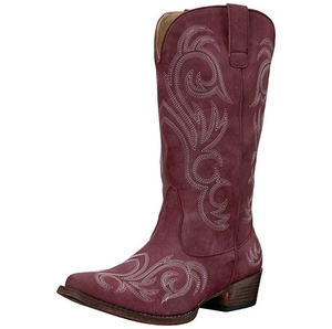 2019 Women's cowboy boots A183-1 Riley Western Ladies cowgirl Boot