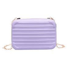 2019 новая индивидуальная Женская мини-чемодан, модная сумка для багажа, мягкая квадратная сумка в виде ракушки, женские кошельки и сумки H66(Китай)