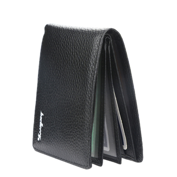 2019 New Style Genuine Cowhide Leather Multi-card Positions Short Wallet For Men,Male Coin Purse Card Holder Case Wholesale