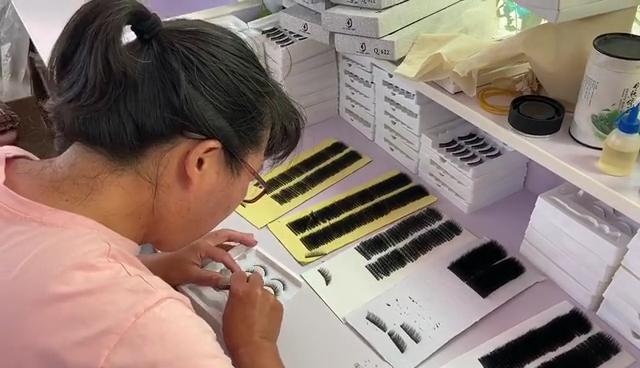 Amostra grátis Atacado Magnética Ímã Caixa De Cílios Lash Cílios Personalizados com Magnetic Eyeliner Lash Kits
