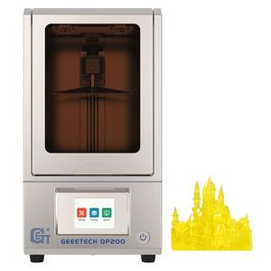 UV LCD Assembled 2K Screen Off-Line Print Impresora UV Photocuring LCD 3D Printer for Desktop 3D Printer