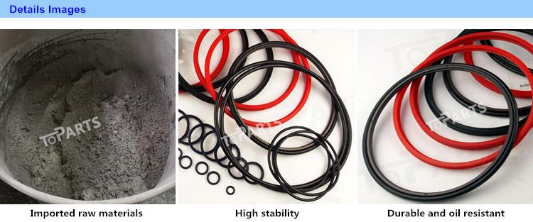 MKB1200 MKB1300 KONAN Repair Kit Hydraulic Breaker Hammer Seal kit