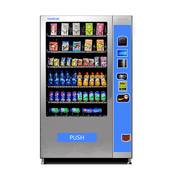 multi color hair dye vending machine
