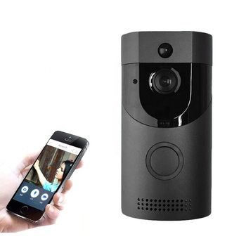 Smart Life Video Smart Wireless Doorbell Intercom Ip Security Door Bell With Camera
