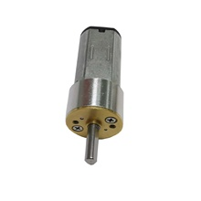 Low Noise Tinggi Torsi N30 <span class=keywords><strong>6</strong></span> <span class=keywords><strong>V</strong></span> <span class=keywords><strong>DC</strong></span> 14 Mm Gear Box Motor