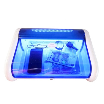 ABS and UV light cabinet nail tool sterilizer UV and Ozone disinfection equipment tool UV sterilizer