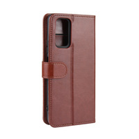 Crazy Horse Pattern Leather Book style Case flip folio Magnetic Stand case for honor v30/V30 pro