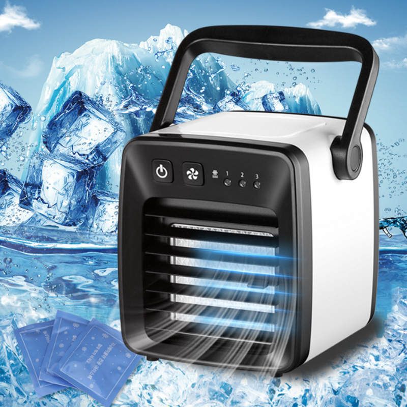 High Quality 3 Speed Settings Portable Office Room Usb Personal Air Conditioner Cooler