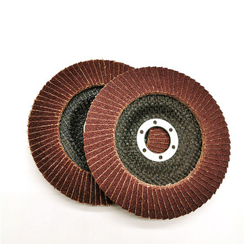 Flexible abrasives flap disc and flap wheel disc flap disk 7 inch