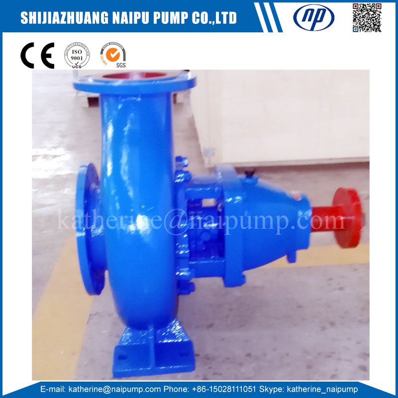 Naipu Diesel or Electrical IH200-150-315 Horizontal Water Pump