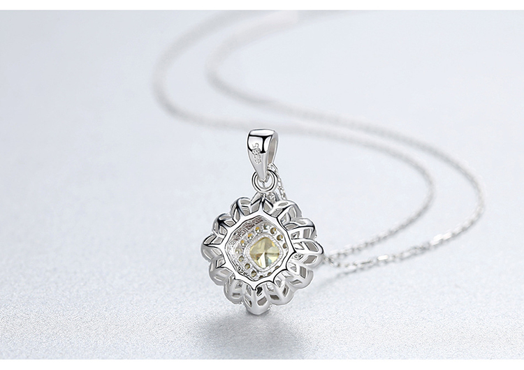 Fashion handmade cages 925 sterling silver amber necklaces