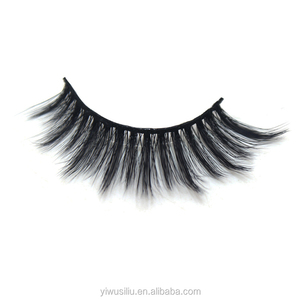 quality customized strip lashes private label 3d mink eyelashes