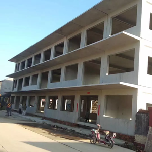 low investment module precast concrete house apartment