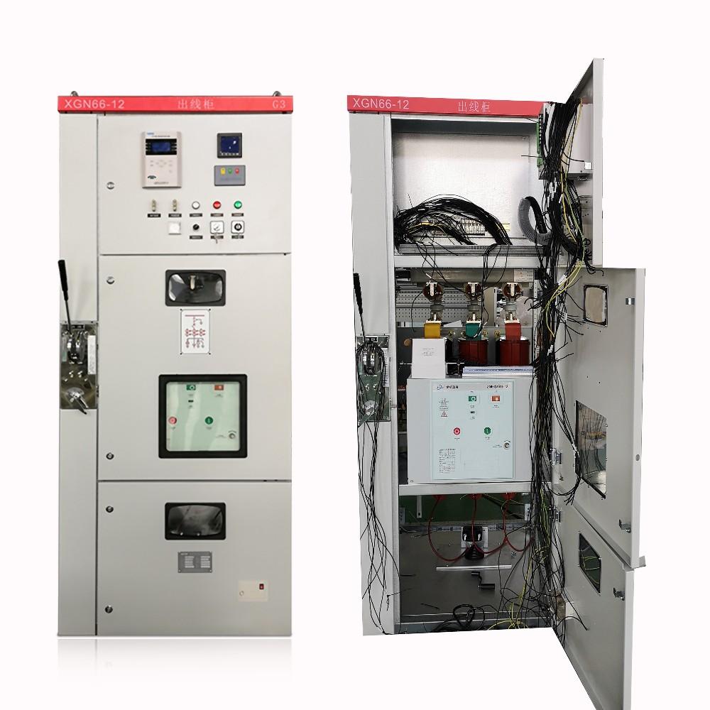 Elektrische ausrüstung XGN2-12KV industriellen schaltanlagen für netzteil verteilung