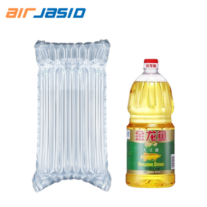 2.5L cooking oil air column bag edible oil bubble inflatable bubble bag express package shock-proof bubble film