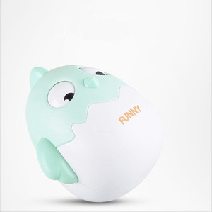 High quality funny baby toys ABS small bird tumbler blink wind up toys