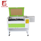 Hot selling Laser cutter 4060 40W 50w 60W 80W 100W crystal laser engraving machine Acrylic computer main box