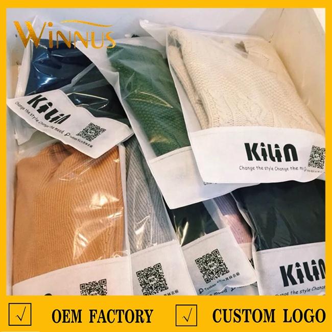Пользовательские логотип печати Йога костюмы купальники для малышек черный, белый цвет Ясно пластик ziplock упаковка сумка ручка нетканые