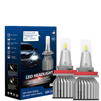 led headlight bulb h11 H8 6000LM LED XENON White fan cooling motorcycle led light seoul CSP led 12v h11 led fog lights