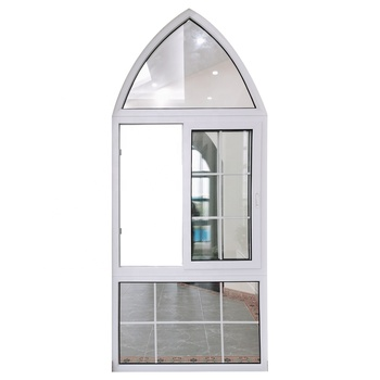 wanjia PVC sliding glass window