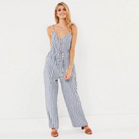 Z53164B european women fashion jumpsuit pants hot sale women jumpsuits