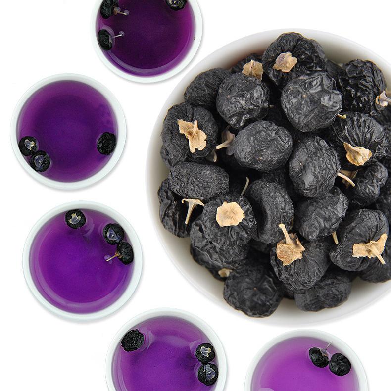 High Quality Dried Black Goji Berry Wild Wolfberry For Tea - 4uTea | 4uTea.com