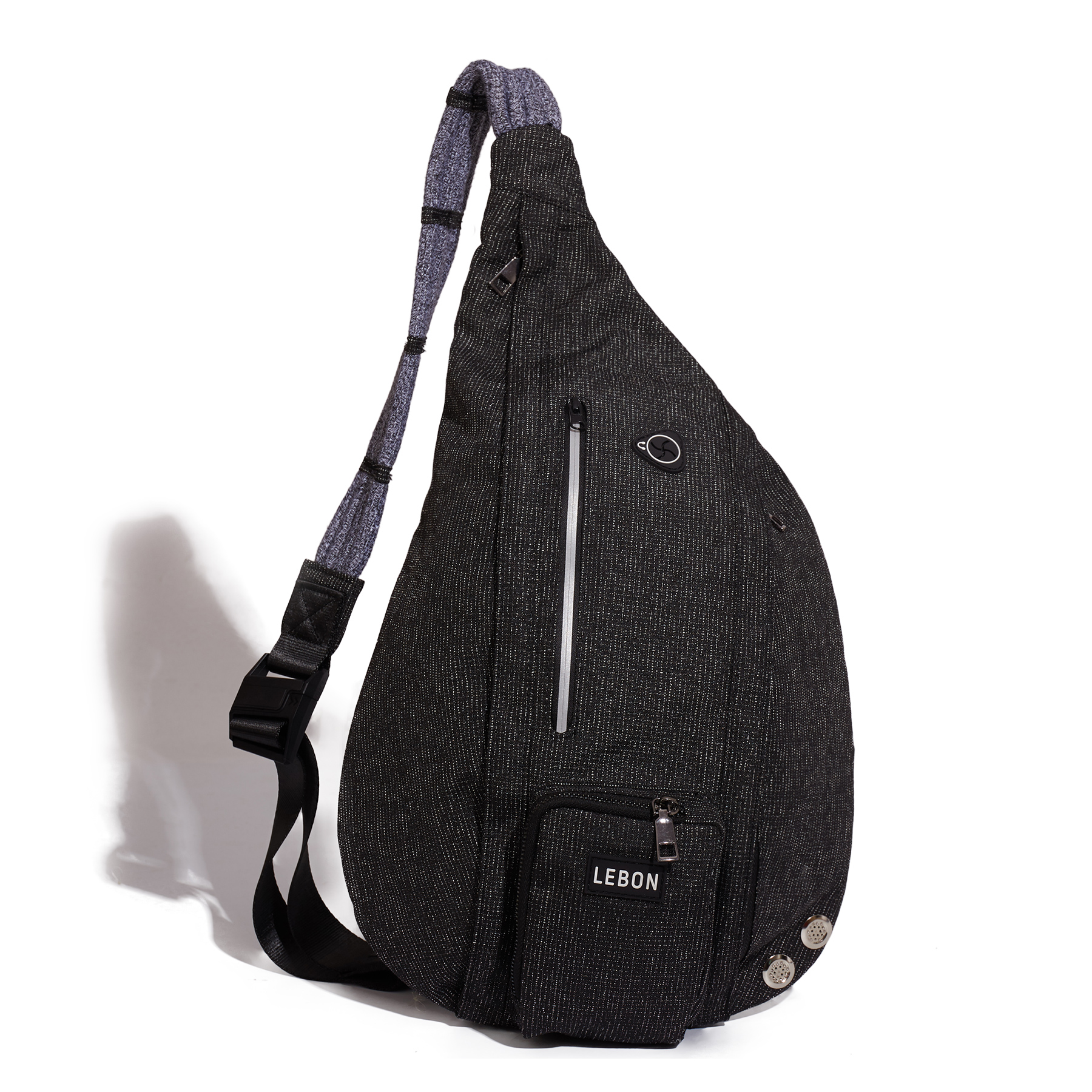 Uomo laptop bag crossbody spalla sling bag