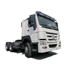 Rinnovato utilizzato Sinotruk Howo 375HP 420HP <span class=keywords><strong>Camion</strong></span> <span class=keywords><strong>Del</strong></span> <span class=keywords><strong>Trattore</strong></span> Testa per 6x4 Usato 420 Rimorchio <span class=keywords><strong>del</strong></span> <span class=keywords><strong>Camion</strong></span> Testa