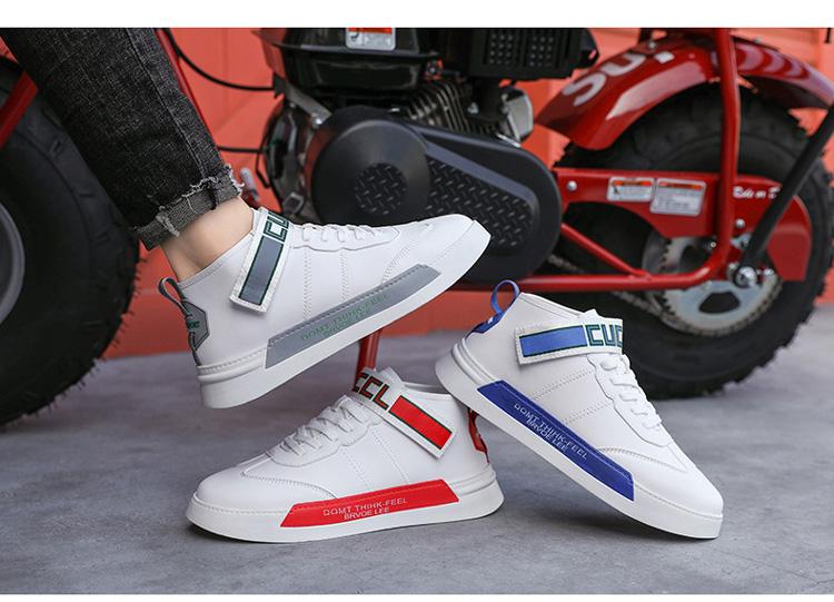 Vendita calda morbida nuovo scarpe casual uomini comodi di modo di stile mens scarpe da ginnastica 2020