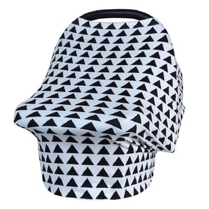 REACH, GOTS Certification baby stroller covers multipurpose baby car seat cover breathable and soft