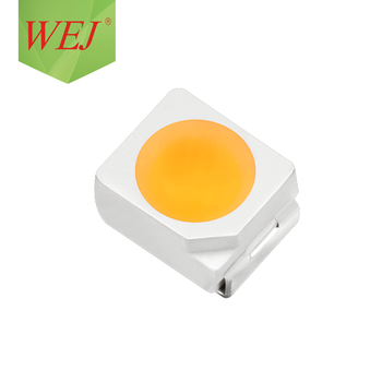 WEJ Hotsell  RoHS 3528  Low power consumption Superior quality 2.8-3.6v 30mA 3528 White SMD LED for lighting