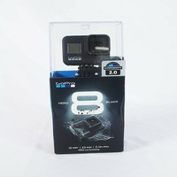 GoPro-HERO8 Black Action Camera + SanDisk Extreme 128GB Memory Card & More!