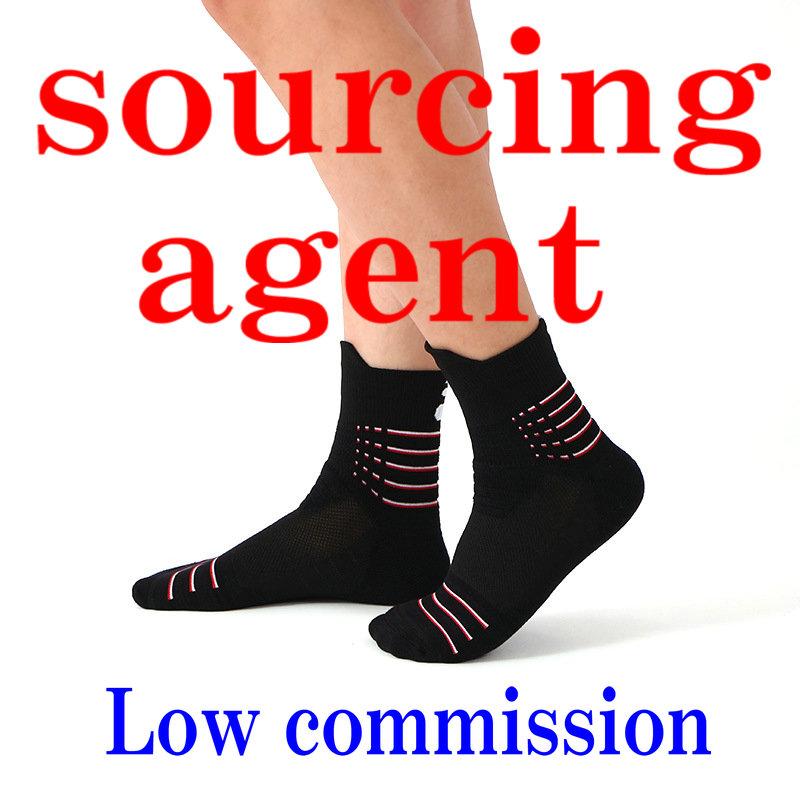 ทำงานสำหรับการจัดหา Dropshipping Agent Leggings แฟชั่น Drop Shipping ถุงเท้า