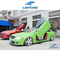 #LANTONG Lambo Doors# Factory Store Gull Wing Doors Vertical Door Kit Lambo Car Door Kit For CLK